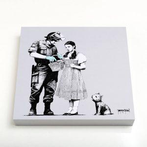 Quadro Canvas – Dorothy Police Search