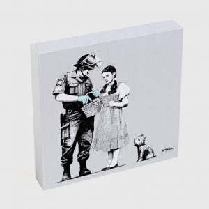 Quadro Quadrado – Dorothy Police Search