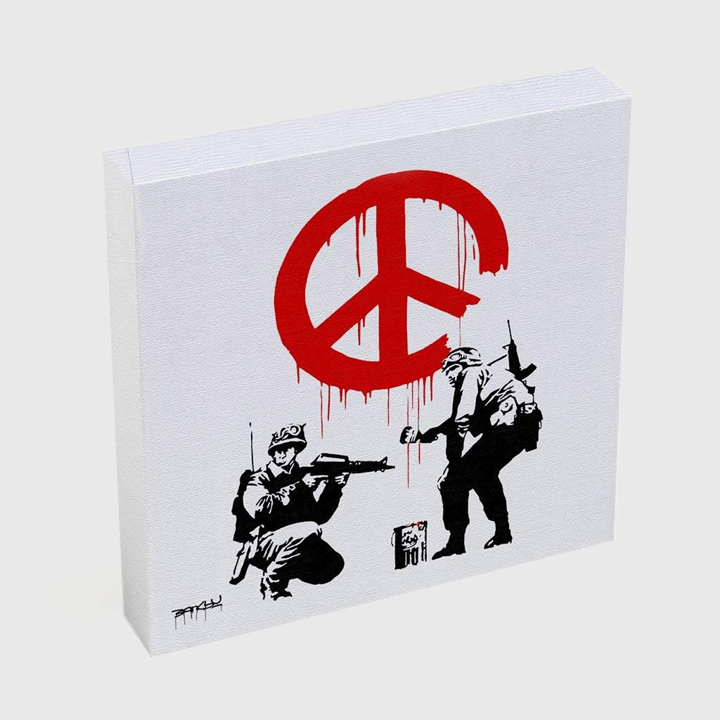 Quadro Quadrado - Militants of Peace