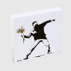 Quadro Quadrado – Flower Thrower