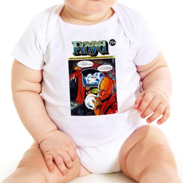 Camisa - The Pink Floyd 4