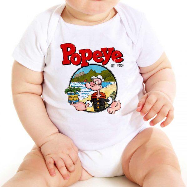 Camisa - Popeye in Rio 6