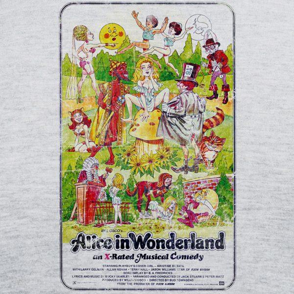 Camisa Masculina Mescla - Alice 2