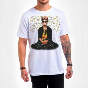 Camisa Masculina – Frida