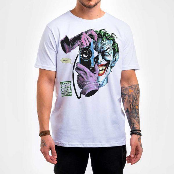 Camisa Masculina - Piada Mortal 2