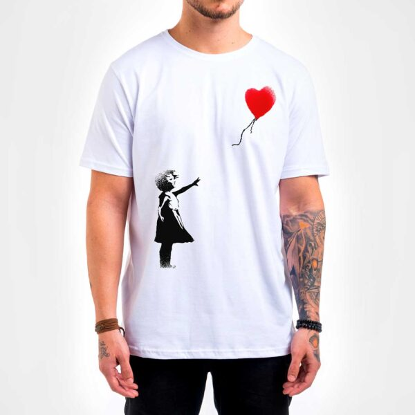 Camisa - Balloon Girl 2