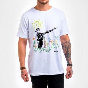 Camisa Masculina – Cryon Gun