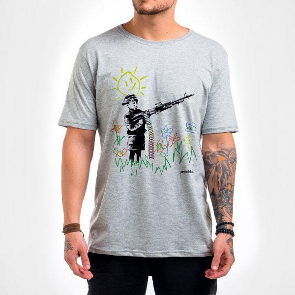 Camisa - Cryon Gun 7