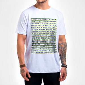 Camisa Masculina – Gentileza