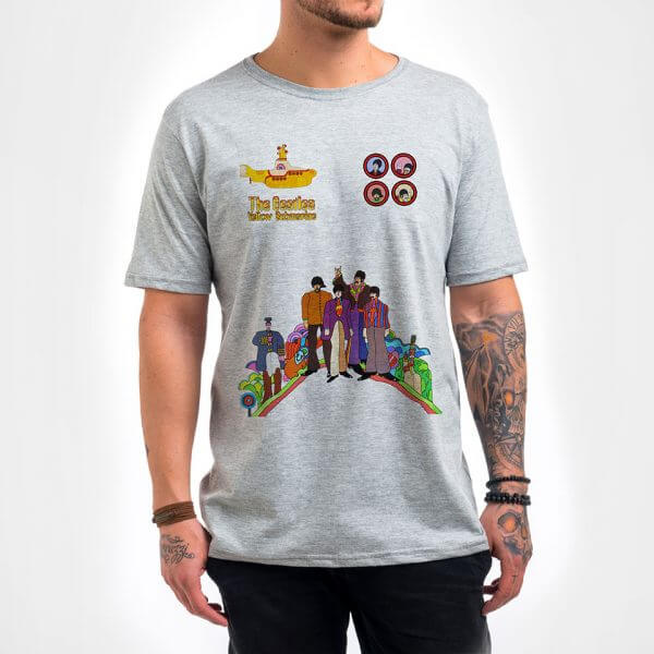 Camisa - Yellow Submarine 7