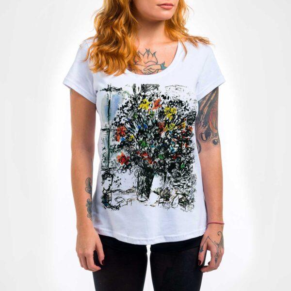 Camisa - Chagall 2