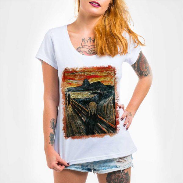 Camisa - O Grito in Rio 4