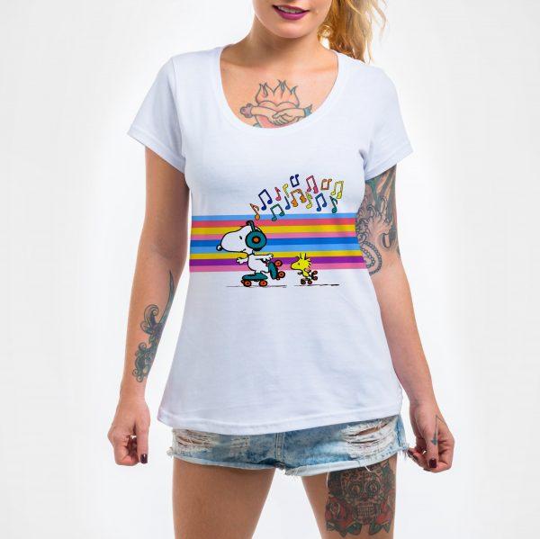 Camisa - Snoopy 1