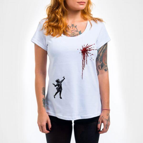 Camisa Feminina - Valentine's Day 3