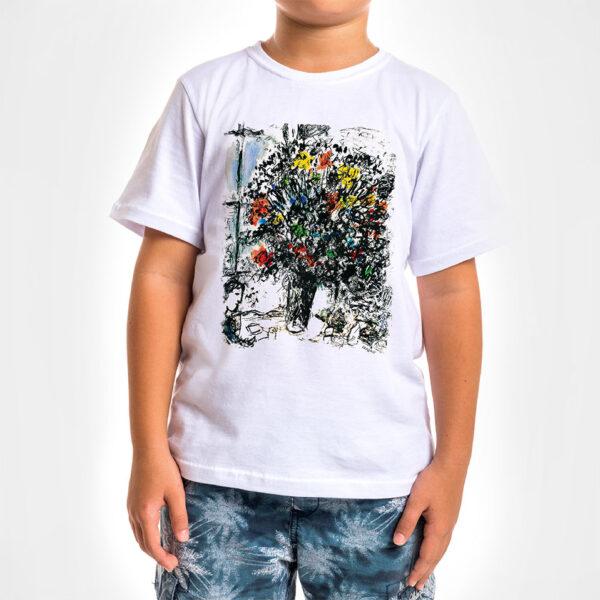 Camisa - Chagall 3
