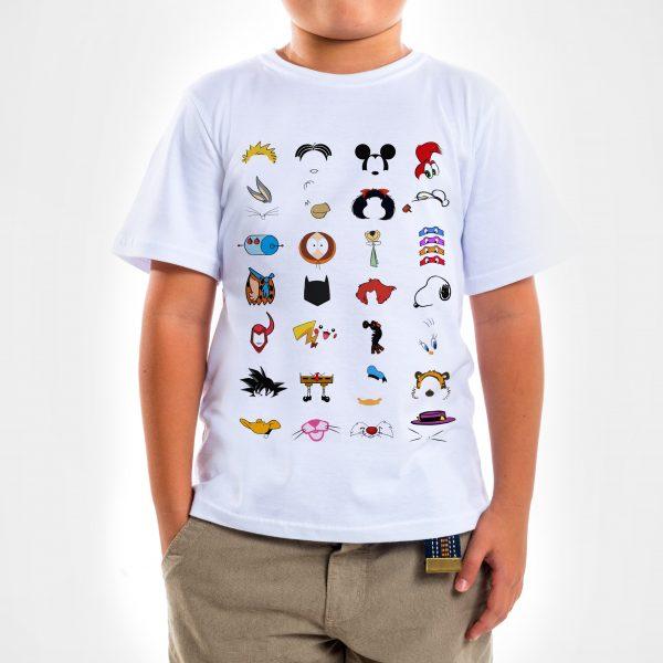 Camisa - Cartoons 4