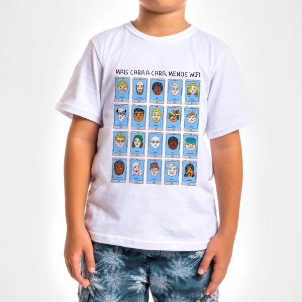 Camisa - Cara a Cara 4