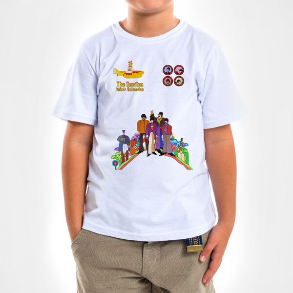 Camisa - Yellow Submarine 5