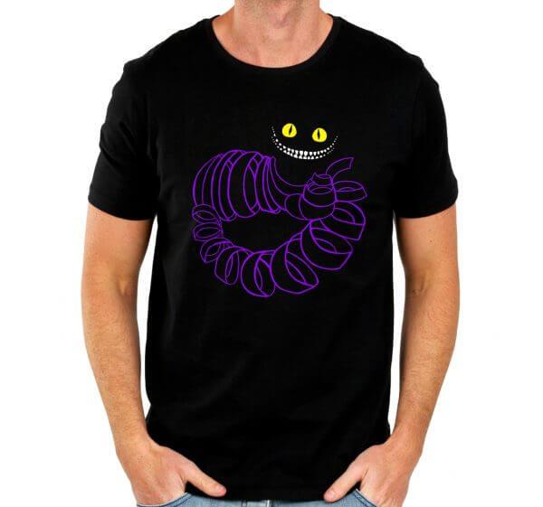 Camisa Masculina Preta - Cat 3