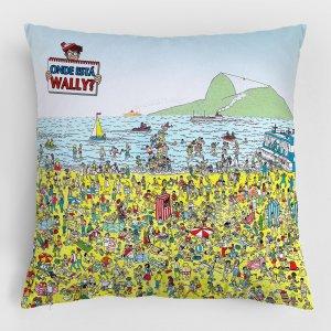 Almofada – Wally in Rio