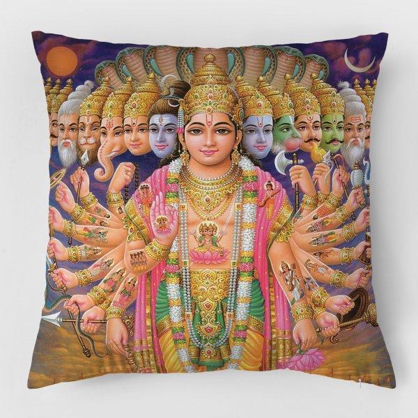 Almofada - Ganesha + Durga 4
