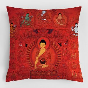 Almofada – Buda