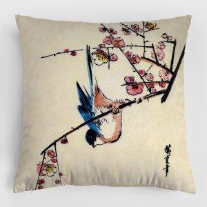 Almofada – Pássaros