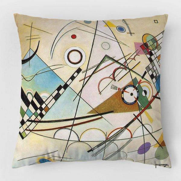 Almofada - Kandinsky II 4