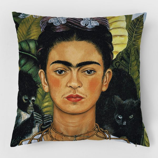 Almofada -  Frida Autorretrato 4