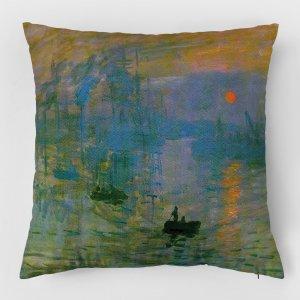 Almofada – Impressão, nascer do sol