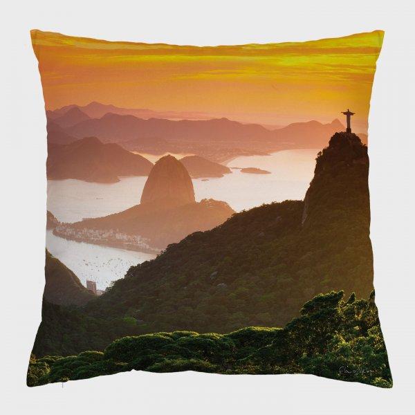 Almofada - Floresta da Tijuca, Cristo e Pão de Açúcar 4