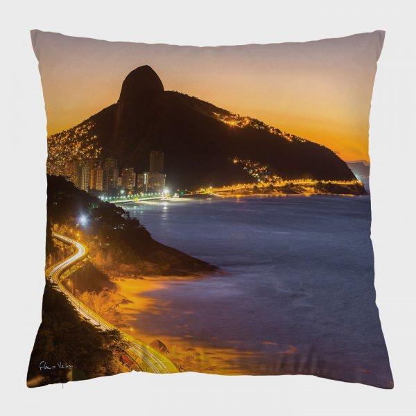 Almofada - Avenida Niemeyer e Morro Dois Irmãos 4