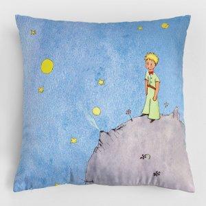 Almofada – O Principezinho Sobre o Asteroide B612 + O Melhor Retrato II