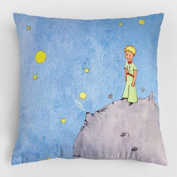 Almofada - O Principezinho Sobre o Asteroide B612 + O Melhor Retrato II 3