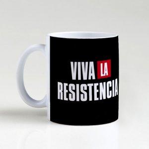 Caneca – La Resistencia