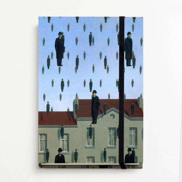 Moleskine - Men Raining 3