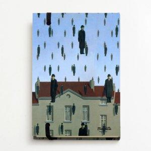 Moleskine – Men Raining