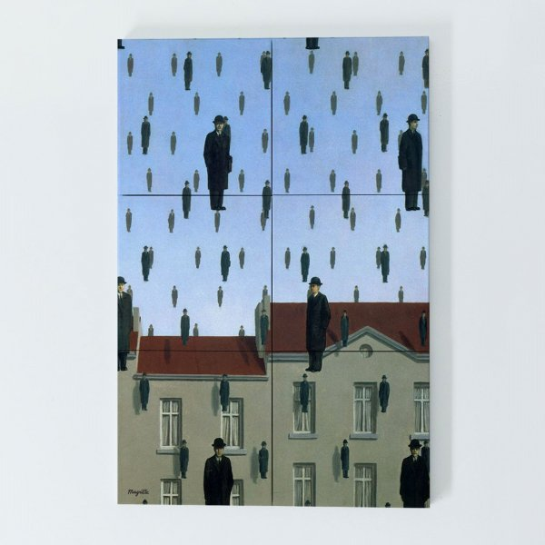 Porta Copo Magnético Modular - Men Raining 4