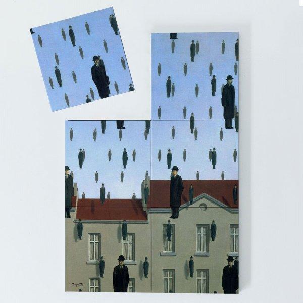 Porta Copo Magnético Modular - Men Raining 3