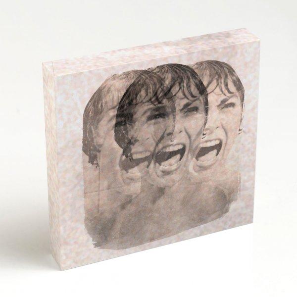 Quadro Quadrado - Psicose 4