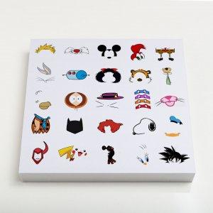 Quadro Canvas – Cartoons