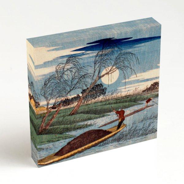 Quadro Canvas - Paisagem Oriental I 5