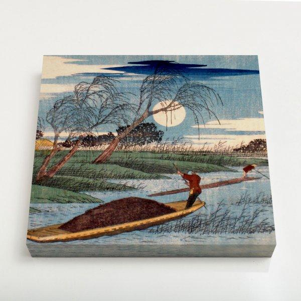 Quadro Canvas - Paisagem Oriental I 3