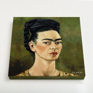 Quadro Canvas – Frida Autorretrato