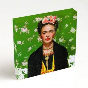 Quadro Quadrado – Frida 2