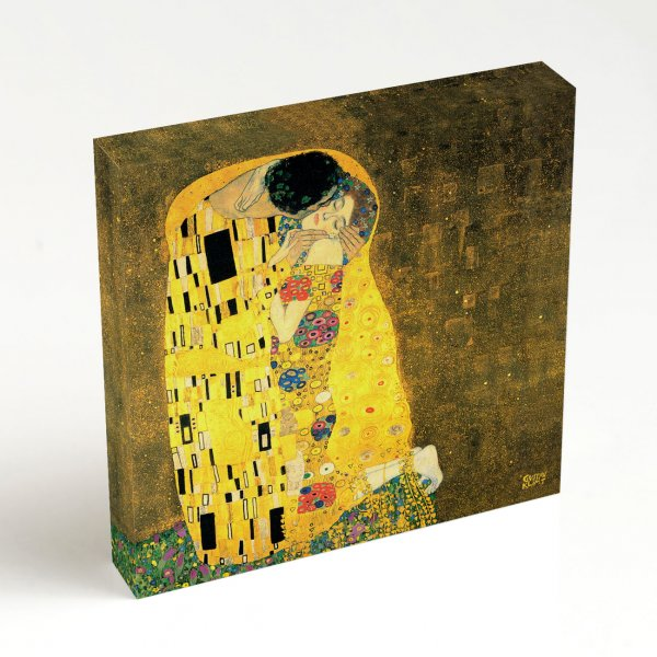 Quadro Canvas - O Beijo 5