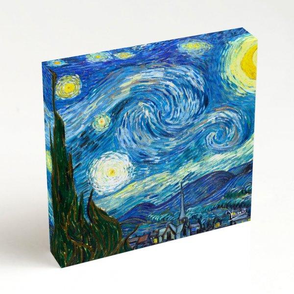 Quadro Canvas - A Noite Estrelada 5