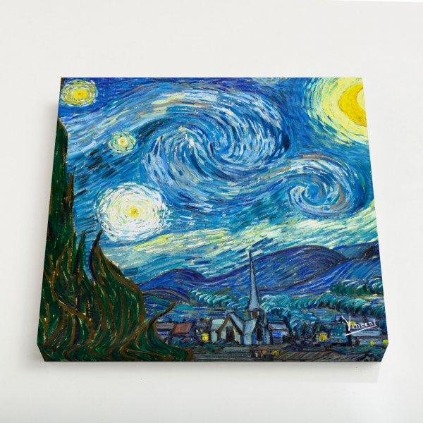 Quadro Canvas - A Noite Estrelada 3