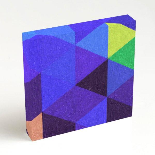 Quadro Quadrado - Decométrica 4