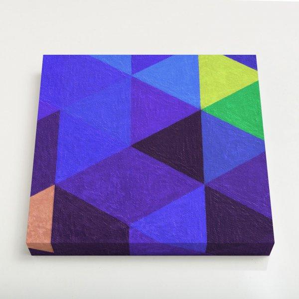 Quadro Quadrado - Decométrica 3